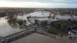 Residents across Herefordshire and Worcestershire battle historic floods [Video]