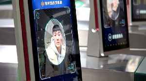 Facial recognition: Concerns over China's widespread surveillance [Video]