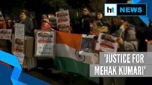 London: Protest over 'abduction, conversion' of 15-yr-old Hindu girl in Pakistan [Video]