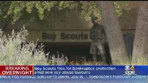Boy Scouts Of America Files For Bankruptcy Amid Sex Abuse Lawsuits [Video]