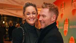 Ronan Keating and wife Storm expecting baby girl [Video]