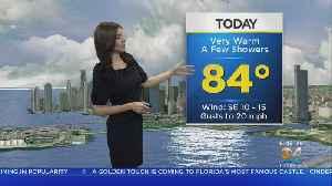 CBSMiami.com Weather 2/18 6AM [Video]