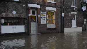 Further flooding misery for York [Video]