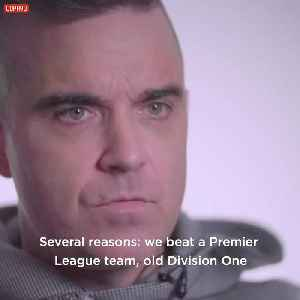 Robbie Williams: Bookkeeper [Video]