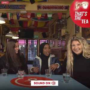 What's your New Year's resolution? That's The Tea [Video]
