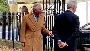 Prince Charles Reveals the Struggle of Staying in Shape [Video]