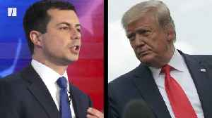 Buttigieg Puts Trump To Work [Video]