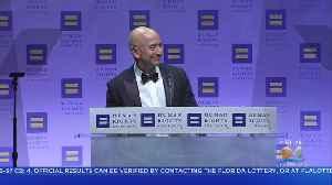 Amazon CEO Jeff Bezos Pledges Billions To Fight Climate Change [Video]