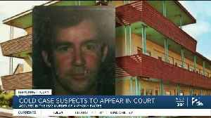 Cold case suspects to appear in court [Video]
