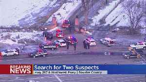 Lafayette Car Break-In Turns Into Shots Fired, Manhunt For Suspects Near Broomfield [Video]
