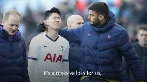 Winks: Son Heung-min's injury is 'a massive blow' for Spurs [Video]