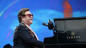 Elton John postpones New Zealand shows after walking pneumonia diagnosis [Video]