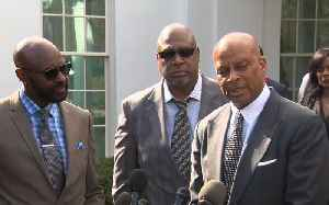 DEBARTOLO PARDON: Former 49ers stars Jerry Rice, Ronnie Lott and Charles Haley talk about presidential pardon [Video]