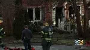 4 People Injured In Northeast Philadelphia House Fire [Video]