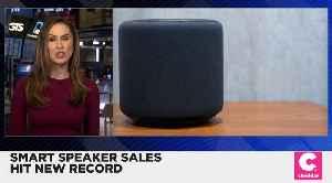 Smart Speaker Sales Hit New Record [Video]