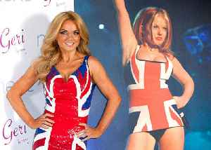Geri Horner wins most iconic BRIT Award outfit [Video]