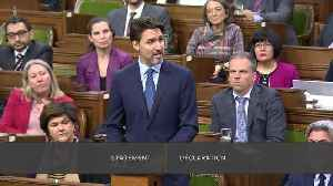 Trudeau Calls For Patience, Resolve To End Rail Blockades [Video]