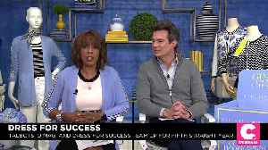 Cardigans With a Cause Collaboration a 'Win-Win-Win,' Says Gayle King [Video]