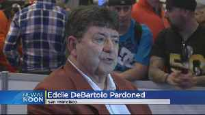 President Trump Pardons Former San Francisco 49ers Owner Eddie DeBartolo Jr. [Video]