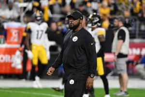 Mike Tomlin Defends Mason Rudolph Against Claims By Myles Garrett [Video]