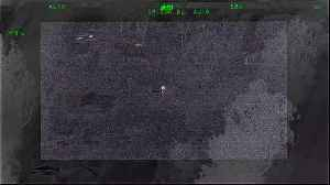 Raw Video: Laser Shined On CHP Helicopter; Suspect Arrested [Video]