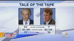 Keller @ Large: Joe Kennedy Is Ed Markey's Worst Nightmare Ahead Of Debate [Video]