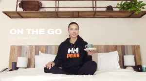 How Adriana Lima Packs for a Transcontinental Trip [Video]