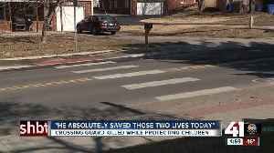 Crossing guard killed in KCK saved 2 lives, principal says [Video]