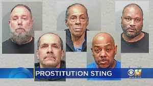 Bad Boys: Fort Worth Police Arrest 8 Men In President's Day Prostitution Sting [Video]