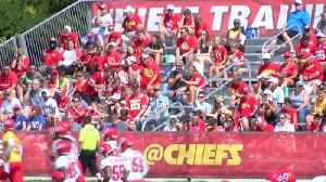 Chiefs returning to St. Joseph for training camp [Video]