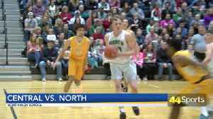 HS BB: North Beats Central; Huskies Win 5th Straight [Video]