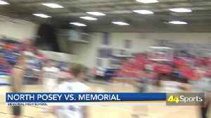 HS BB: Ricketts 26 Leads North Posey Past Memorial [Video]