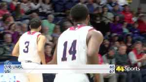 College MBB & WBB: USI Defeats UMSL: [Video]