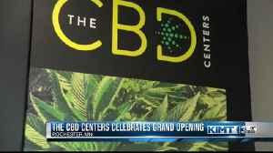 The CBD Centers opens in Rochester [Video]