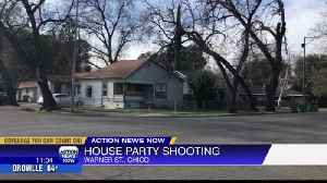 Police investigate shooting during house party [Video]