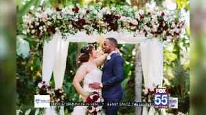 Fort Wayne couple gets a 'Fairytale Wedding' [Video]