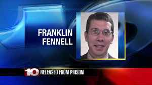 Fennell released from prison [Video]