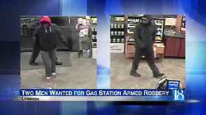 Police searching for suspects in Lebanon armed robbery [Video]