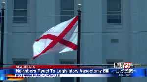 Reaction to proposed Alabama vasectomy bill is strong [Video]