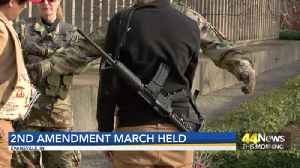 2ND AMENDMENT MARCH [Video]