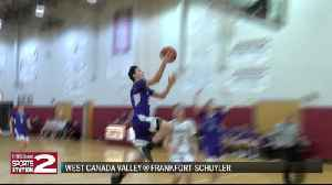 2-18-20 SCORES: Big fourth quarter lifts West Canada over Frankfort; Old Forge beats NY Mills [Video]