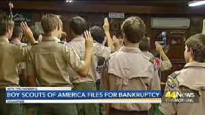 BOY SCOUTS BANKRUPTCY [Video]