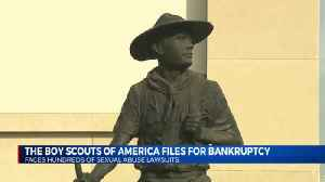 Boy Scouts of America files for bankruptcy [Video]