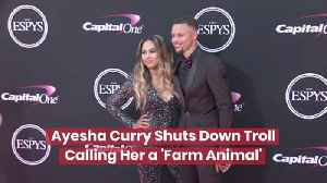 Ayesha Curry Will Call You Out [Video]