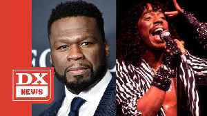 50 Cent Reacts To Rick James Rape Allegation [Video]