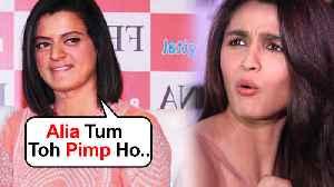 Kangana's Sister Rangoli Calls Alia Bhatt 'PIMP' For Gangubai Kathiawadi [Video]