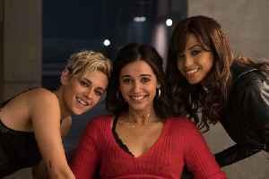 CHARLIE'S ANGELS movie  -The Closet - Kristen Stewart, Naomi Scott, and Ella Balinska [Video]