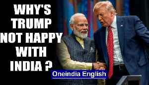 News video: Trump calls Modi 'friend', but says 'not treated well by India'| OneIndia News