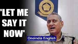 Former Mumbai Police Chief Rakesh Maria makes explosive revelations in memoir|OneIndia News [Video]