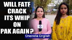 FATF sub group wants Pak on grey list, what will be the final decision? | OneIndia News [Video]